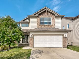Main Photo: 415 Coopers Drive SW: Airdrie Detached for sale : MLS®# A1043471