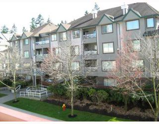 "Photo 1: 203 1145 HEFFLEY Crescent in Coquitlam: North Coquitlam Condo for sale in ""CENTRE GATE"" : MLS®# V804028"