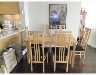 """Photo 5: 106 6015 IONA Drive in Vancouver: University VW Condo for sale in """"CHANCELLOR HOUSE"""" (Vancouver West)  : MLS®# V808479"""