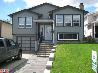 "Photo 1: 2726 WARREN Place in Langley: Willoughby Heights House for sale in ""LANGLEY MEADOWS"" : MLS®# F1011721"