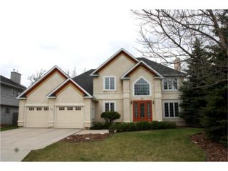 Photo 1: 16 Kerslake Drive in WINNIPEG: River Heights / Tuxedo / Linden Woods Residential for sale (South Winnipeg)  : MLS®# 1008154