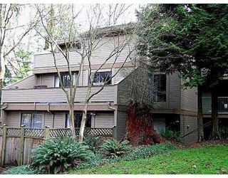 """Photo 1: 103 8688 CENTAURUS CIRCLE BB in Burnaby: Simon Fraser Hills Townhouse for sale in """"MOUNTAINWOOD."""" (Burnaby North)  : MLS®# V728528"""