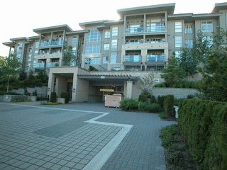 "Photo 1: 201 9329 UNIVERSITY Crescent in Burnaby: Simon Fraser Univer. Condo for sale in ""HARMONY"" (Burnaby North)  : MLS®# V747030"