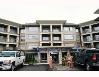 "Photo 1: 307 12248 224TH Street in Maple_Ridge: East Central Condo for sale in ""URBANO"" (Maple Ridge)  : MLS®# V748918"