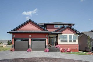 Main Photo: 105 Erica Drive in Lacombe: Elizabeth Park Residential for sale : MLS®# CA0186533