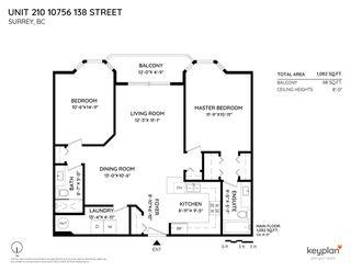 """Photo 23: 210 10756 138 Street in Surrey: Whalley Condo for sale in """"Vista Ridge"""" (North Surrey)  : MLS®# R2454516"""