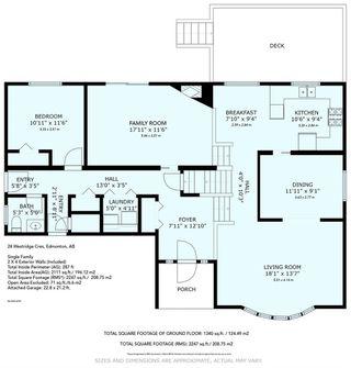 Photo 4: 24 WESTRIDGE Crescent in Edmonton: Zone 22 House for sale : MLS®# E4199716