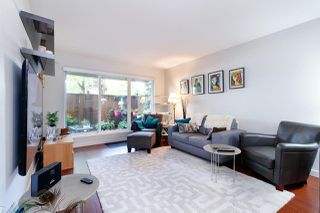 """Photo 4: 105 1440 E BROADWAY in Vancouver: Grandview Woodland Condo for sale in """"Alexandra Place"""" (Vancouver East)  : MLS®# R2461362"""