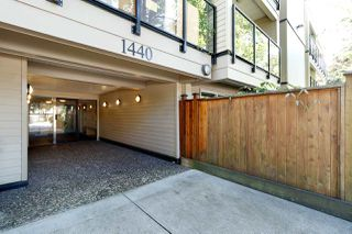 """Photo 3: 105 1440 E BROADWAY in Vancouver: Grandview Woodland Condo for sale in """"Alexandra Place"""" (Vancouver East)  : MLS®# R2461362"""