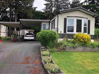 Photo 1: 6 7790 KING GEORGE Boulevard in Surrey: East Newton Manufactured Home for sale : MLS®# R2468976