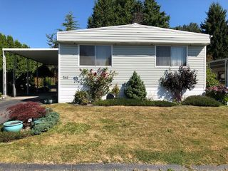Main Photo: 241 1840 160 Street in Surrey: King George Corridor Manufactured Home for sale (South Surrey White Rock)  : MLS®# R2487193