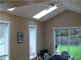 Photo 6: 4220 Ponderosa Cres in VICTORIA: SW Northridge House for sale (Saanich West)  : MLS®# 522724