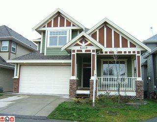 "Photo 1: 20995 84TH Avenue in Langley: Willoughby Heights House for sale in ""Uplands at yorkson"" : MLS®# F1003093"