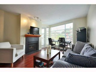 "Photo 2: 304 2555 W 4TH Avenue in Vancouver: Kitsilano Condo for sale in ""SEAGATE"" (Vancouver West)  : MLS®# V818549"