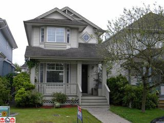 """Main Photo: 18422 65TH Avenue in Surrey: Cloverdale BC House for sale in """"CLOVER VALLEY STATION"""" (Cloverdale)  : MLS®# F1017560"""