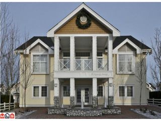 "Photo 10: 34 17097 64TH Avenue in Surrey: Cloverdale BC Townhouse for sale in ""Kentucky"" (Cloverdale)  : MLS®# F1100822"