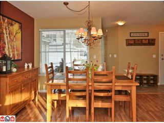"Photo 8: 34 17097 64TH Avenue in Surrey: Cloverdale BC Townhouse for sale in ""Kentucky"" (Cloverdale)  : MLS®# F1100822"