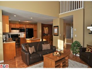 "Photo 4: 34 17097 64TH Avenue in Surrey: Cloverdale BC Townhouse for sale in ""Kentucky"" (Cloverdale)  : MLS®# F1100822"