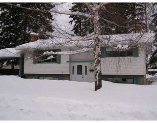 "Photo 1: 2642 ABBOTT in Prince_George: Assman House for sale in ""ASSMAN"" (PG City Central (Zone 72))  : MLS®# N188954"