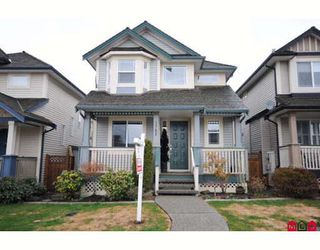 "Photo 1: 5763 148A Street in Surrey: Sullivan Station House for sale in ""SAWYER'S WALK"" : MLS®# F2905545"