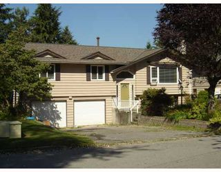 Photo 1: 22075 CANUCK in Maple_Ridge: West Central House for sale (Maple Ridge)  : MLS®# V769532