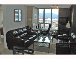 """Photo 5: 2507 63 KEEFER Place in Vancouver: Downtown VW Condo for sale in """"EUROPA"""" (Vancouver West)  : MLS®# V776083"""