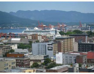 """Photo 2: 2507 63 KEEFER Place in Vancouver: Downtown VW Condo for sale in """"EUROPA"""" (Vancouver West)  : MLS®# V776083"""