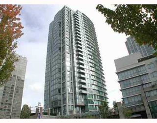 "Photo 1: 1802 1008 CAMBIE Street in Vancouver: Downtown VW Condo for sale in ""WATERWORKS"" (Vancouver West)  : MLS®# V776627"