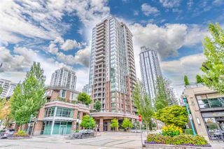 Photo 1: 2301 1155 THE HIGH Street in Coquitlam: North Coquitlam Condo for sale : MLS®# R2400293