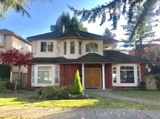 Main Photo: 3456 W 36TH Avenue in Vancouver: Dunbar House for sale (Vancouver West)  : MLS®# R2415758