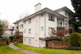 "Photo 1: 105 5577 SMITH Avenue in Burnaby: Central Park BS Condo for sale in ""Cottonwood Grove"" (Burnaby South)  : MLS®# R2435189"