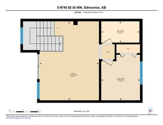 Photo 50: 5 9745 92 Street in Edmonton: Zone 18 Townhouse for sale : MLS®# E4187479