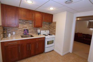 Photo 18: 10947 117 Street in Edmonton: Zone 08 House for sale : MLS®# E4204101