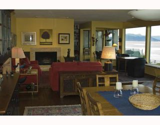 """Photo 5: 3177 POINT GREY Road in Vancouver: Kitsilano Townhouse for sale in """"WESTBURY"""" (Vancouver West)  : MLS®# V805755"""