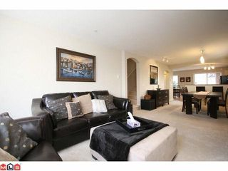 """Photo 3: 122 6747 203RD Street in Langley: Willoughby Heights Townhouse for sale in """"SAGEBROOK"""" : MLS®# F1008296"""