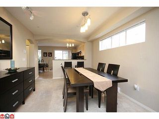 """Photo 4: 122 6747 203RD Street in Langley: Willoughby Heights Townhouse for sale in """"SAGEBROOK"""" : MLS®# F1008296"""