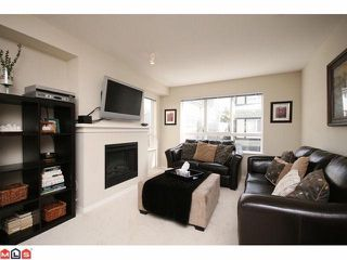 """Photo 2: 122 6747 203RD Street in Langley: Willoughby Heights Townhouse for sale in """"SAGEBROOK"""" : MLS®# F1008296"""
