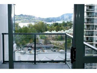 "Photo 5: 1301 288 UNGLESS Way in Port Moody: North Shore Pt Moody Condo for sale in ""THE CRESCENDO"" : MLS®# V825617"