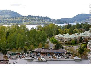 "Photo 6: 1301 288 UNGLESS Way in Port Moody: North Shore Pt Moody Condo for sale in ""THE CRESCENDO"" : MLS®# V825617"