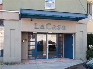 "Photo 1: 403 1688 E 4TH Avenue in Vancouver: Grandview VE Condo for sale in ""LA CASA"" (Vancouver East)  : MLS®# V846853"