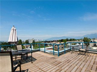 "Photo 8: 403 1688 E 4TH Avenue in Vancouver: Grandview VE Condo for sale in ""LA CASA"" (Vancouver East)  : MLS®# V846853"