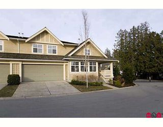 """Photo 9: 1 15450 ROSEMARY Crescent in Surrey: Morgan Creek Townhouse for sale in """"THE CARRINGTON"""" (South Surrey White Rock)  : MLS®# F2902456"""