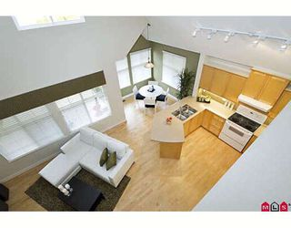 """Photo 2: 1 15450 ROSEMARY Crescent in Surrey: Morgan Creek Townhouse for sale in """"THE CARRINGTON"""" (South Surrey White Rock)  : MLS®# F2902456"""
