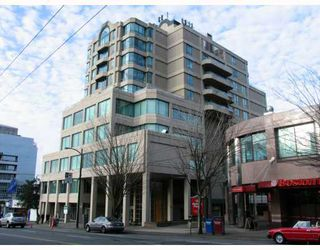 """Photo 1: 705 1355 W BROADWAY BB in Vancouver: Fairview VW Condo for sale in """"THE BROADWAY"""" (Vancouver West)  : MLS®# V761495"""
