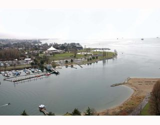"Photo 10: 2602 1005 BEACH Avenue in Vancouver: West End VW Condo for sale in ""ALVAR"" (Vancouver West)  : MLS®# V773766"