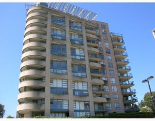"Photo 1: 403 98 10TH Street in New_Westminster: Downtown NW Condo for sale in ""PLAZA POINT"" (New Westminster)  : MLS®# V778838"