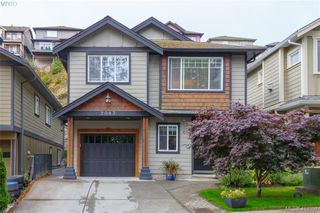 Photo 1: 2083 Longspur Drive in VICTORIA: La Bear Mountain Single Family Detached for sale (Langford)  : MLS®# 413397