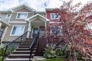 Main Photo: 14 13810 166 Avenue in Edmonton: Zone 27 Townhouse for sale : MLS®# E4175934