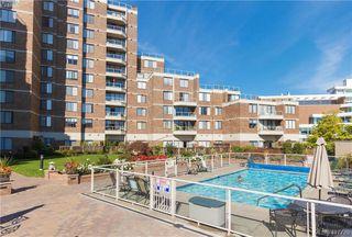 Photo 7: 613 225 Belleville St in VICTORIA: Vi James Bay Condo Apartment for sale (Victoria)  : MLS®# 828733