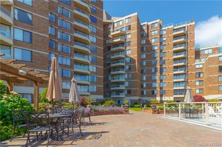Photo 8: 613 225 Belleville St in VICTORIA: Vi James Bay Condo for sale (Victoria)  : MLS®# 828733